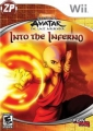 Avatar: Into the Inferno (Nintendo Wii)