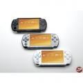 PSP Slim (Ice Silver) 2000/01/06