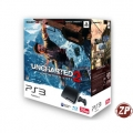 PlayStation 3 Slim 250 GB Uncharted 2