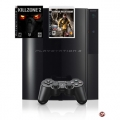 PlayStation 3 Slim 250 Gb + Killzone 2 + Дурная репутация