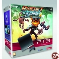 PlayStation 3 Slim 250 Gb + Ratchet & Clank: A Crack In Time