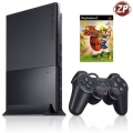 Playstation 2 Slim + игра
